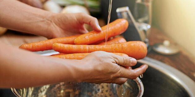 Så tillagar du grönsakerna och behåller näringen