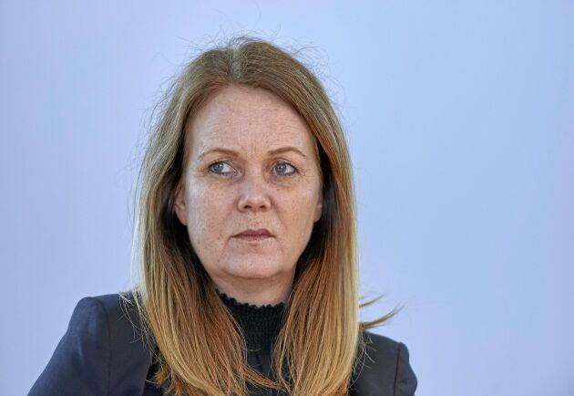 Den nationella livsmedelsstrategin ska även bidra till att stärka mjölknäringen, enligt landsbygdsminister Jennie Nilsson.