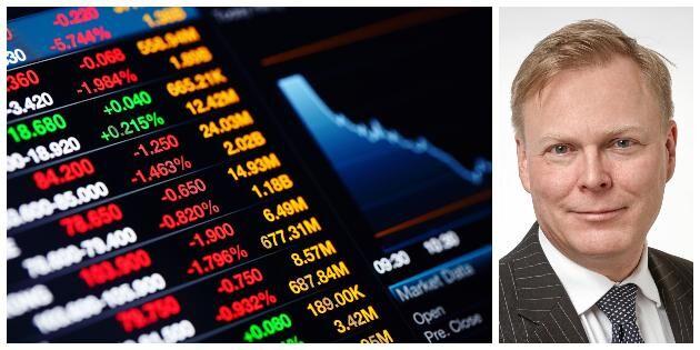 Svårt balansera marknadens risker