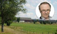 1971 bestämde sig Arne Lindström för att bli bonde
