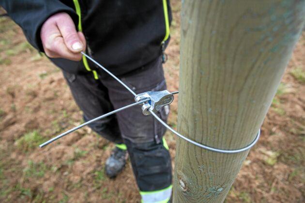 Unika Kostnadsfritt stöd till stängsling av stängsel | Land Lantbruk UW-59