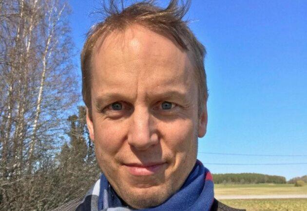 Anders Lindgren, Växtskyddscentralen.