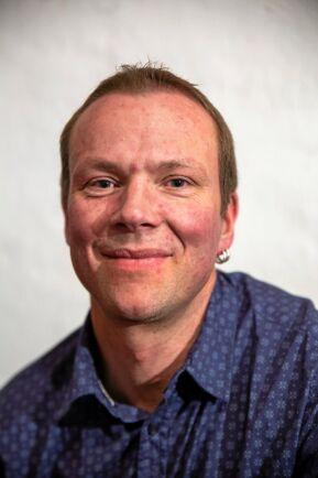 Magnus Lagerqvist.
