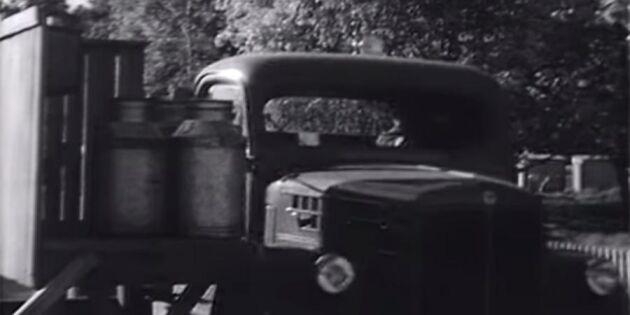 Här är 40-talets moderna mjölkbönder