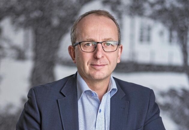 Magnus Kindbom, chef för LRF Skogsägarna, ser risken att åtgärder för att stärka skogsägares rättigheter försenas.