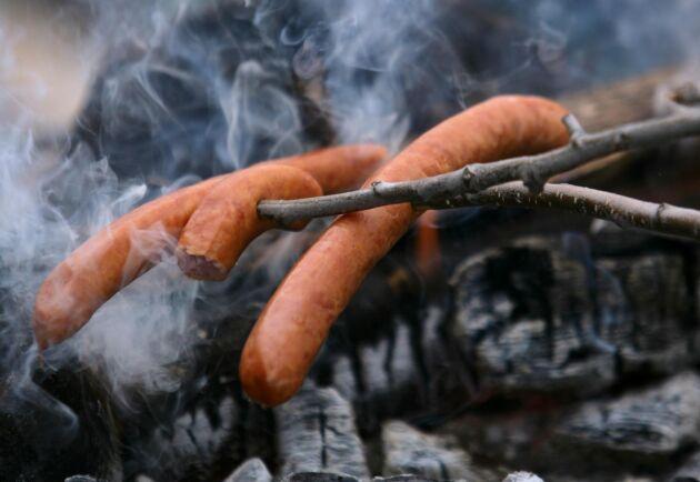 Sugen på grillat? När det är eldningsförbud gäller strikta regler för hur det görs. Arkivbild.
