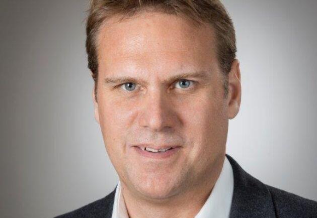 Kenneth Natanaelsson, strategisk planerare på Trafikverket.