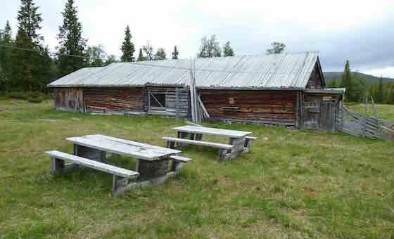 Ladan, Livallen. Foto: Länsstyrelsen i Dalarna.