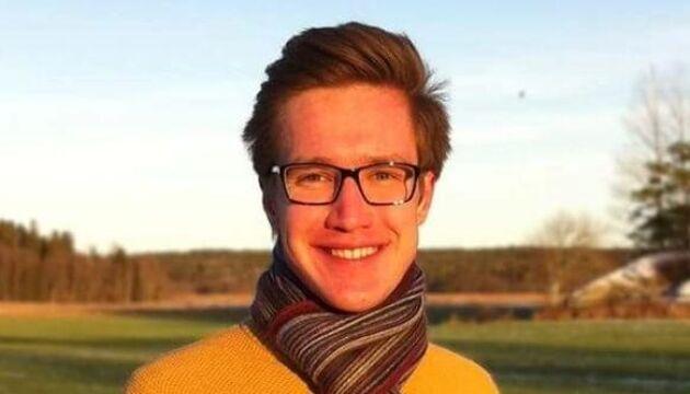 Johan Andersson, ny ordförande för 70-årsjubilerande Fältbiologerna.