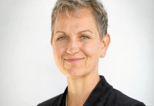 Hannele Arvonen blir ny VD för Sveaskog.