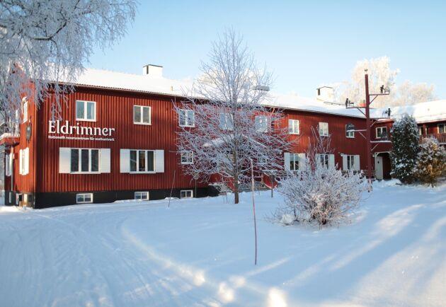 Eldrimners lokaler i Ås, Jämtland.