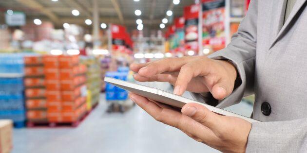 Ica startar e-handel för lösplock