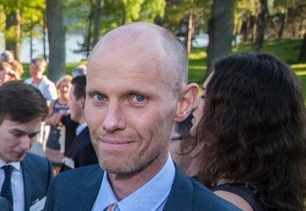 Björn Galant, LRF.