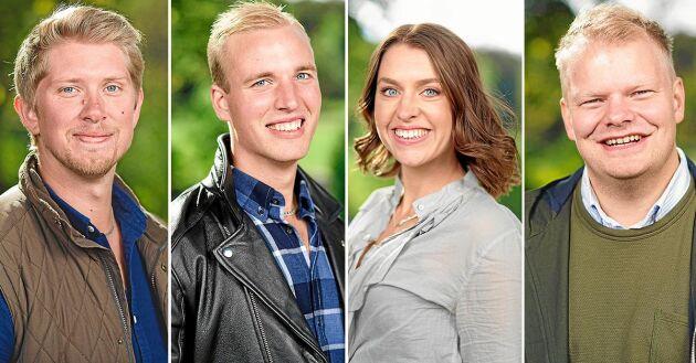 Vem valde Erik, Simon, Susanna och Per i Bonde söker fru 2018? Land avslöjar vilka som blev ett par!