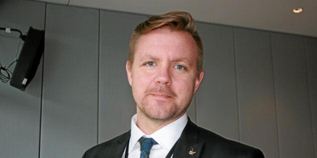 """Svenskt jordbruk måste få stöd i Bryssel"""