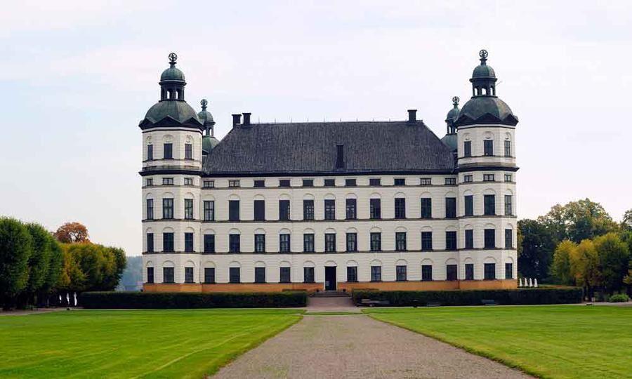 Skoklosteri Håbo.