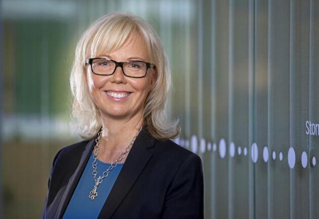 Saila Horttanainen är chef för kommunikation och hållbarhet på Swedegas.