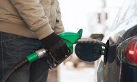 Priset för diesel och bensin sänks
