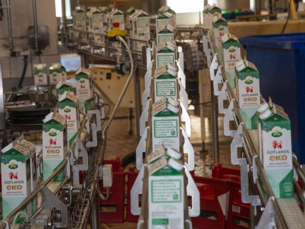 Arla Foods avräkningspris på mjölk är officiellt.