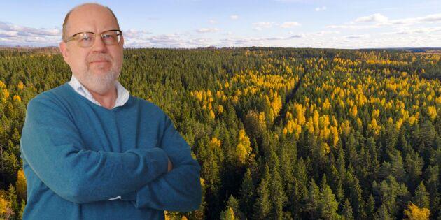 """""""Ljus framtid för skogen - oavsett regering"""""""