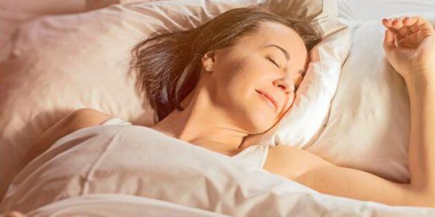 Så möter du våren pigg och utsövd: Sömnexpertens bästa tips