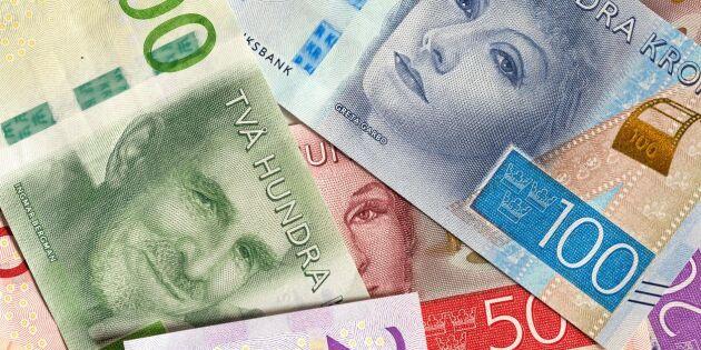 Svenska sedlar kan börja tryckas – på Malta