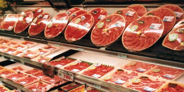 Afrikansk svinpest i importerat kött