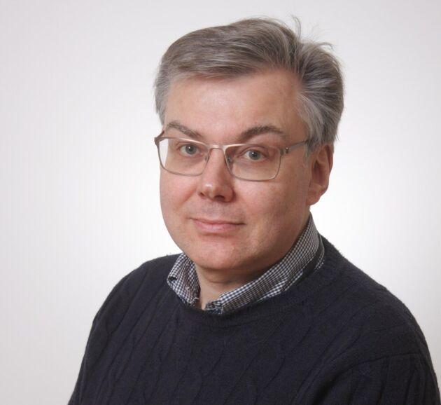 Johan Beck-Friis.
