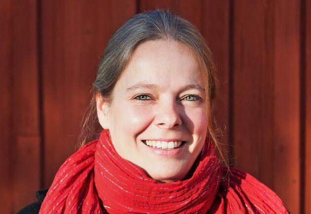 Katrin Schiffer har doktorerat på kulgevärsmetoden i Tyskland. Nu ska hon titta på hur metoden fungerar i Sverige.