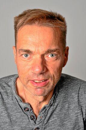 Håkan Hulebo, utvecklingsledare på Stora Segerstads Naturbrukscentrum.