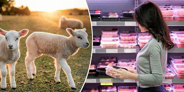 Det här är skillnaden på en lammstek från Sverige – och Irland