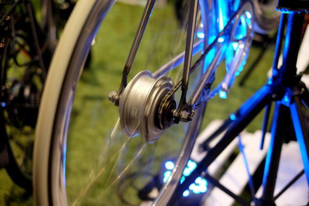 Terränggående elcyklar kan bli ett problem, tror debattörerna.