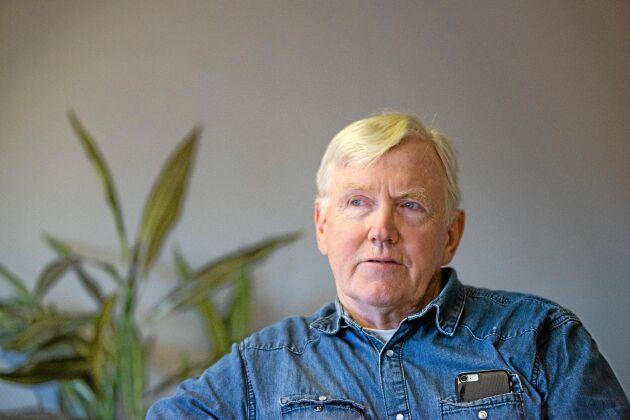 Bengt Dalme är bekymrad över hur tiden kommer att bli framöver om det inte blir fortsatt rekommendation för mjältbrandsvaccination.