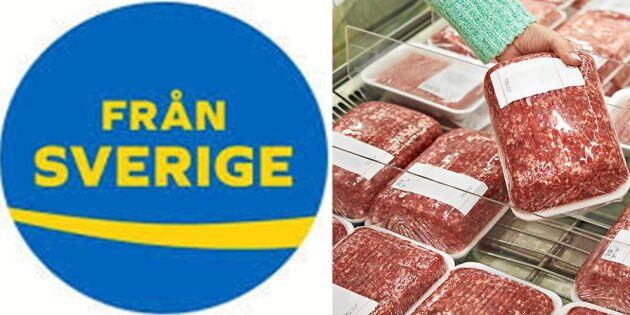 """Citygross om kött-kritiken: """"Vi kan förstå reaktionerna"""""""