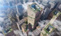 De vill bygga världens högsta skyskrapa - i trä
