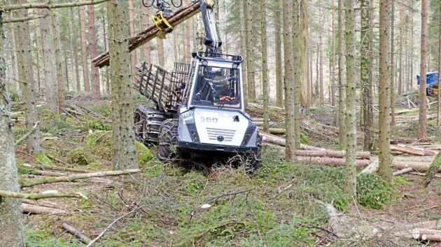Malwa, med Malwa 560F, är marknadsledande i Sverige på små beståndsgående skotare.