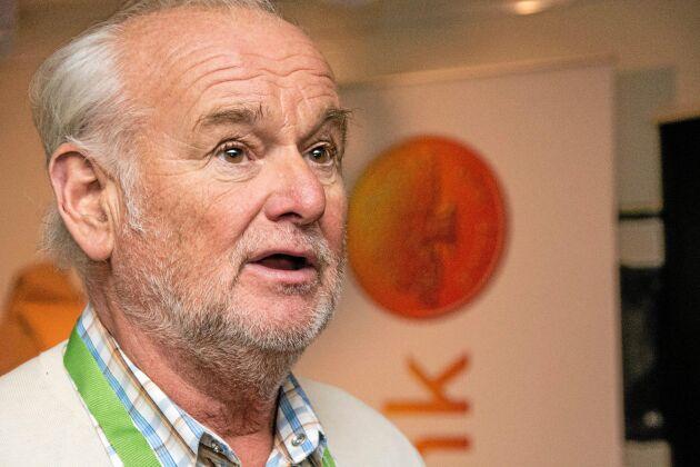 Tommy Ögren, ägare till Skövde Slakteri, har blivit allt mer övertygad om att en intern rekrytering av VD är det bästa.