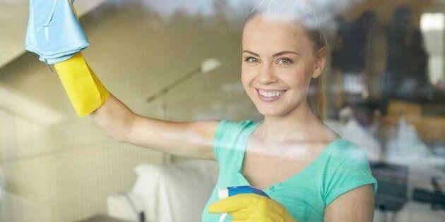 Så tvättar du fönster som ett proffs