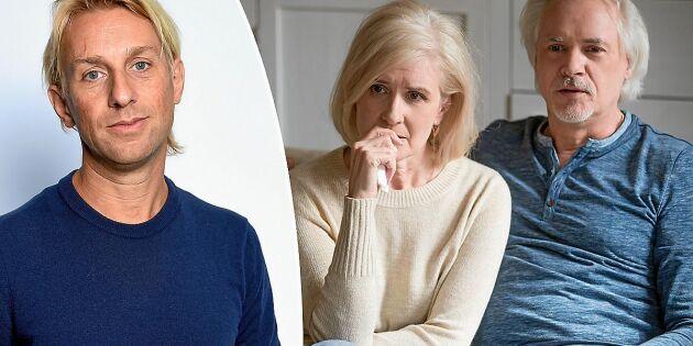 """Anders Hansens viktiga corona-råd: """"Pausa nyhetsflödet!"""""""