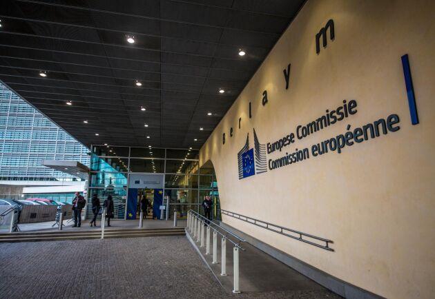 Arbetet med att fylla Berlaymont, EU-kommissionens högkvarter i Bryssel, med nya kommissionärer har börjat.