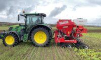 Här är de nya maskinerna för mellangrödor