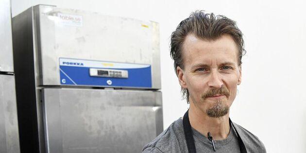 """Kändiskocken Paul Svensson: """"Sälj blast och beta separat"""""""