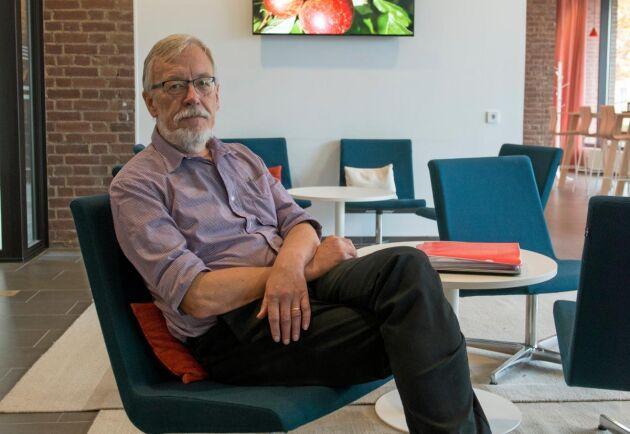 Jordbruksverkets chefsekonom Harald Svensson oroas över att stora delar av det nybyggda IT-systemet kan behöva göras om i fall ändringarna i EU:s jordbrukspolitik blir för omfattande.