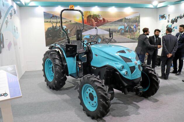 HAV S1, en eltraktor som kan bli en vinnare.