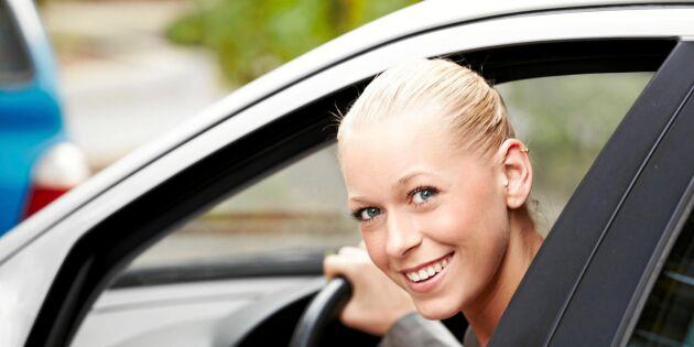Kör som en kvinna – och rädda klimatet