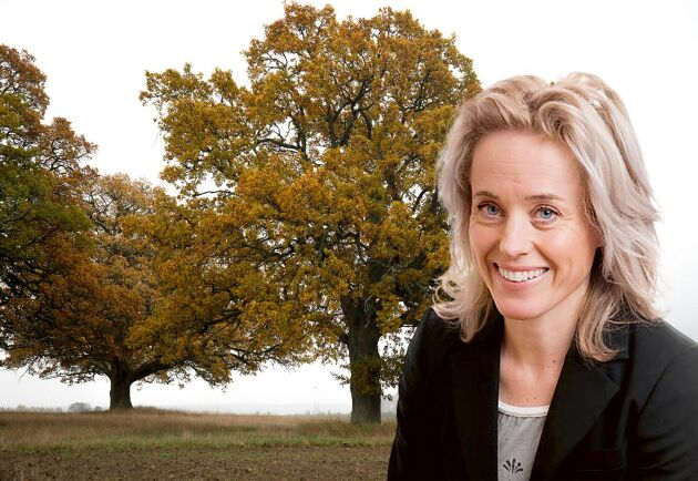 Juristen Jessica Wieslander.