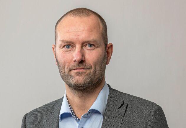 """""""Detta är tråkig dag för våra medarbetare vid Moelven Eidsvold Værk, men också i Moelvens historia"""", säger Bjarne Hønningstad om nedläggningen av verksamheten som funnits sedan 1670."""