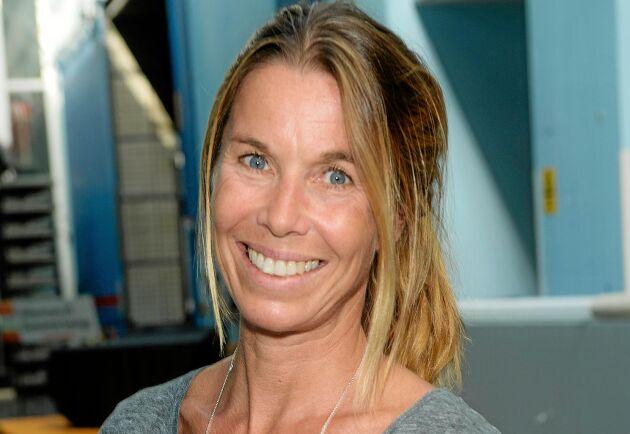 Den före detta skidskyttestjärnan Magdalena Forsberg har namnsdag den 22 juli.
