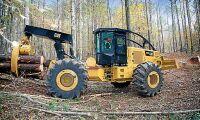 Caterpillar säljer tillverkningen av skogsmaskiner