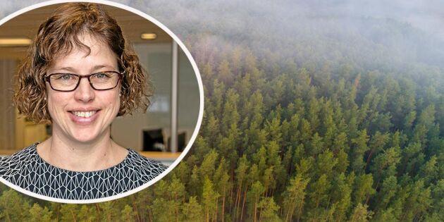 Kan jag köpa mer skog för överskottet?